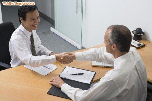 Bí quyết phỏng vấn xin việc tiếng Anh nói về điểm mạnh, điểm yếu